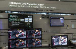 Reti IP, sony, live IP