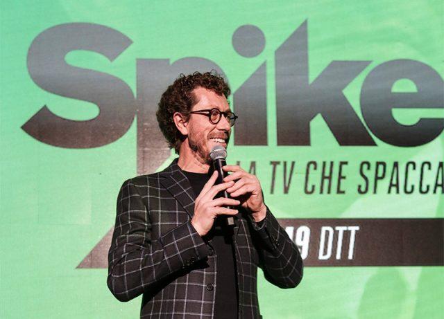Andrea Castellari, Spike, share, Viacom