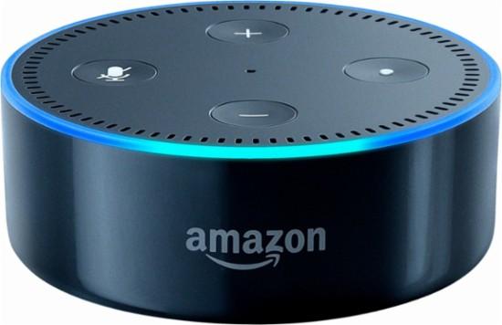 Amazon Echo, Alexa, Smart Speaker