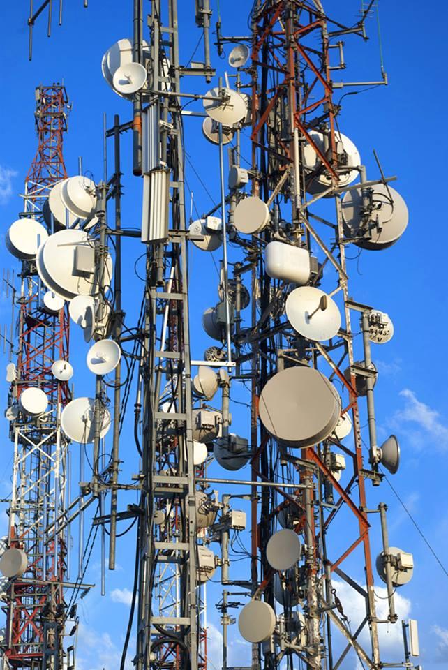 misure di indennizzo, antenne varie, parabole, telefonia, collegamenti, radio, tv