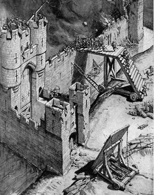 assalto al castello - Assalto al castello