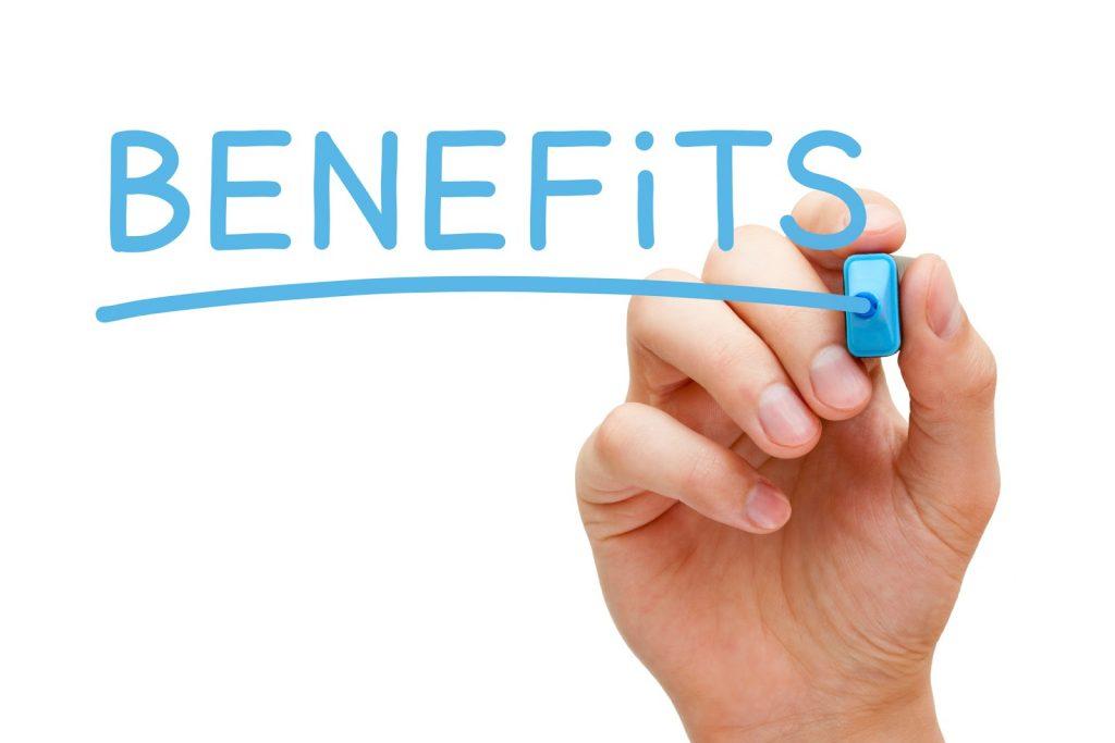 benefits 1024x683 - Giornalisti. Giurisdizioni di merito: su fringe benefits si versano i contributi