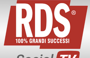 RDS Social tv, Radio Italia Tv, ibridizzazione, radio in tv