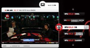 RTL, visual radio, profughi radiofonici