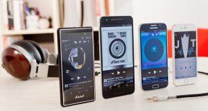 smartphone, musica