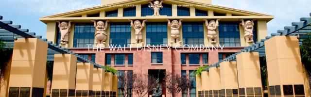 riorganizzazione Disney