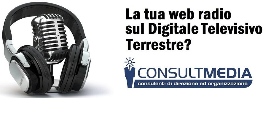 webradio dtt consultmedia 900x400 897x399 - Editoria. Futuro online è pay. Ma solo se si garantisce qualita'. Free press in discussione