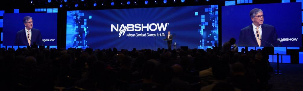 NAB - Radio. NAB Show 2018: il mondo dei media si riunisce a Las Vegas per parlare di futuro e della nuova frontiera digital