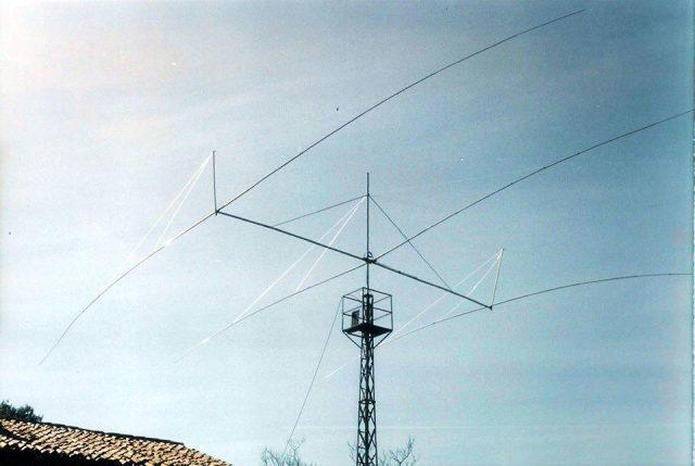 Radio Spoleto, antenna OC
