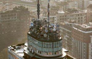 roadmap, liberazione bamda 700 MHz, grattacielo breda milano, antenne