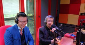 china fm, giulio sun, frequenza