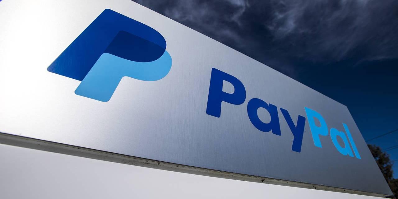 paypal logo - Web & idee. La storia di Elon Musk: da un budget di un euro al giorno a milionario a 27 anni