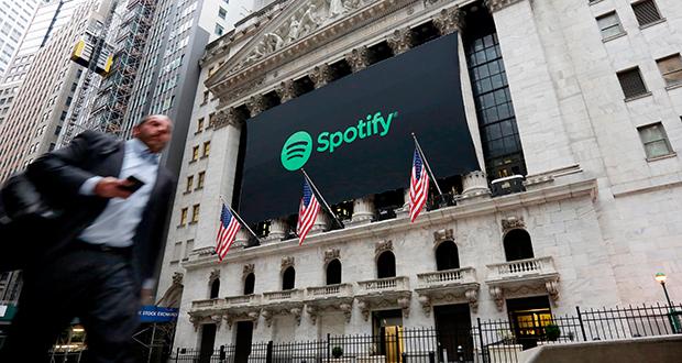 Spotify, Borsa, Wall Street