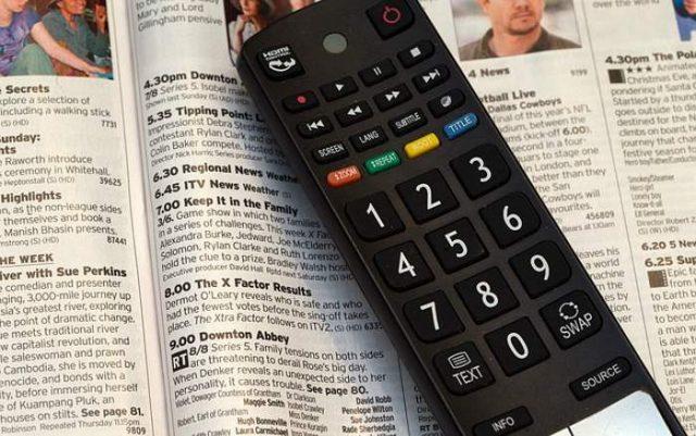 piano LCN, spot pubblicitari, telecomando, tv