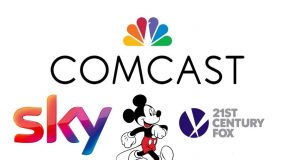 Comcast Sky Disney Fox