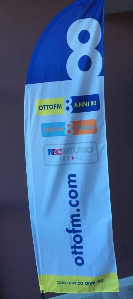 Otto FM NBC Milano Vela - Radio. Editori, portate le emittenti in piazza: mondo reale è risposta a strapotere di quello virtuale. Eventi voce sempre più importante in bilancio radio locali