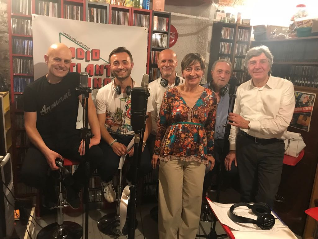 Radiofenomeni 25052018 III - Radio. Il fenomeno Radio Fenomeni: la trasmissione di Franco Lazzari e Simona Marazzi che ripercorre la storia dei protagonisti