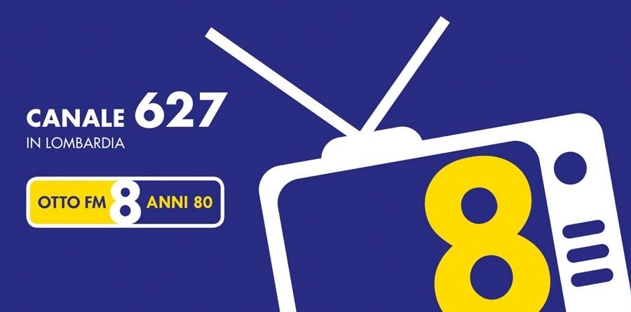 otto fm 627 900X445 - Radio 4.0. Visual radio DTT che crescono, il caso Otto FM Tv: quando la buona idea in FM risulta vincente anche in Tv