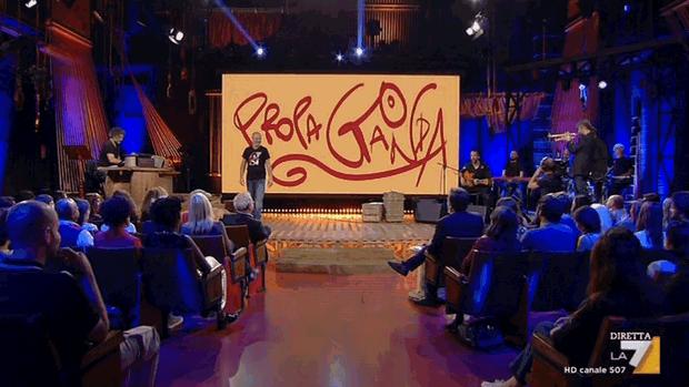 propaganda live - Tv. La7 procede a gonfie vele: l'ottima primavera degli ascolti televisivi di Cairo