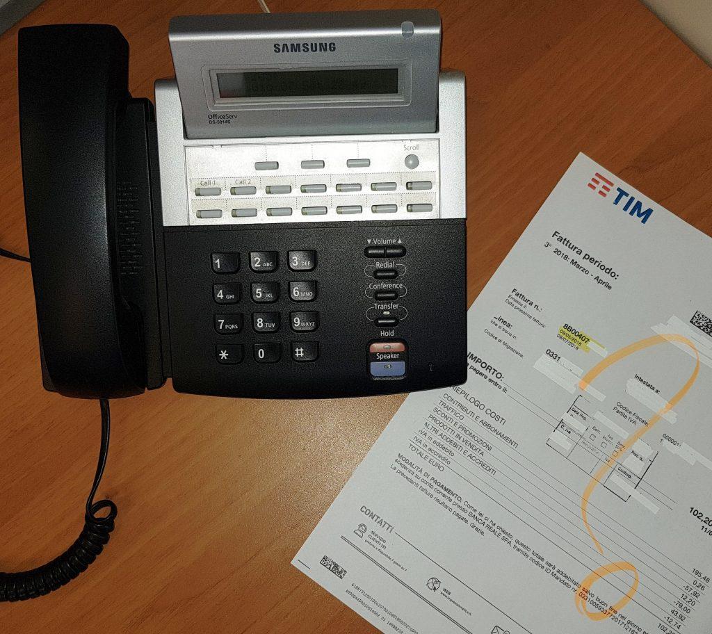 Telecom Italia, garante, privacy, TIM, bolletta