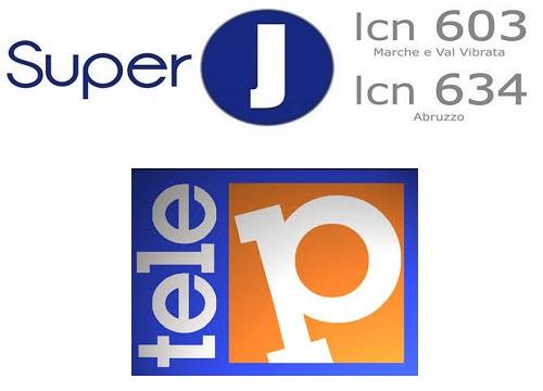 SuperJ e Teleponte - Tv locali. A cavallo tra Abruzzo e Marche. Super J: la carica dei 600. Le vicende di Teleponte
