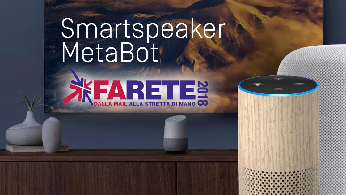 22hbg farete2 16 9 - Radio 4.0. A Farete 2018 (Bologna) 22HBG mostrerà le applicazioni (non solo) radiofoniche degli smart speaker, i ricevitori del futuro