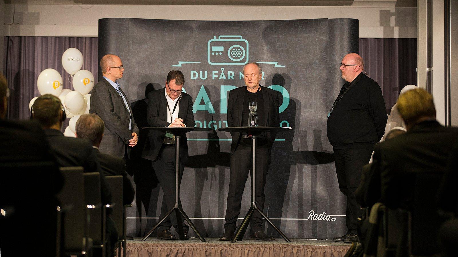 Jon Bradaes - Radio 4.0. Norvegia, Branaes (NRK): switch-off FM vs DAB+ sofferto ma indispensabile. La radio ha perso ascolti, ma li sta recuperando. FM non e' futuro. Importante e' non essere mediati da OTT
