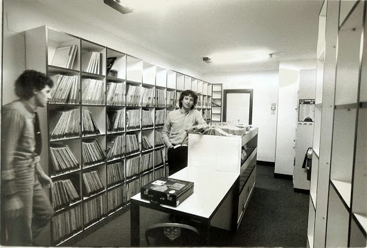 sala dischi