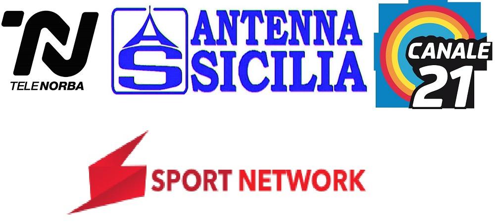 Canale 21, Antenna Sicilia, Telenorba, Sport Network