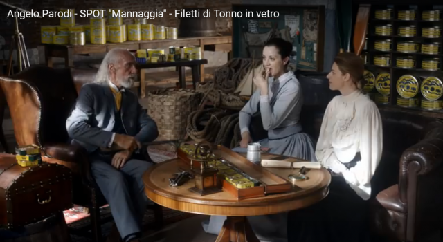 spot, angelo parodi, video