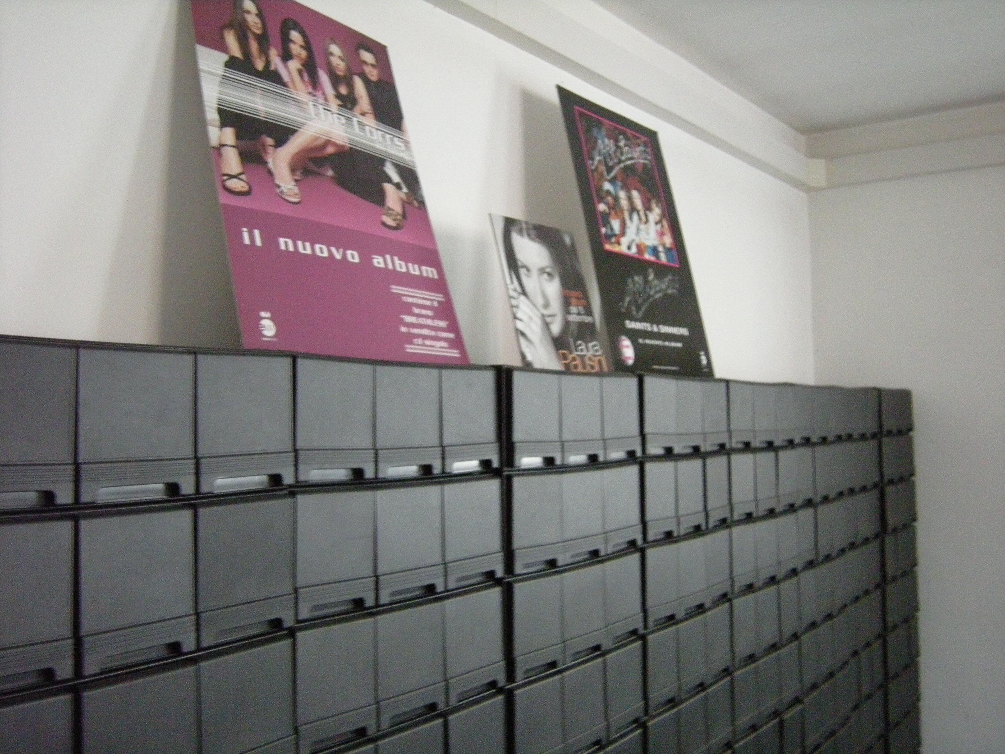 sala dischi cd radio city - Radio. Ricordi di un mondo che non c'è più: la sala dischi, orgoglio e simbolo della potenza musicale dell'emittente