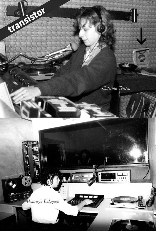 transistor 3 - Libri. Transistor di Paolo Lunghi: il ponte tra il passato delle radio libere ed il presente radiofonico. Dai cartoni delle uova alla Radio 4.0