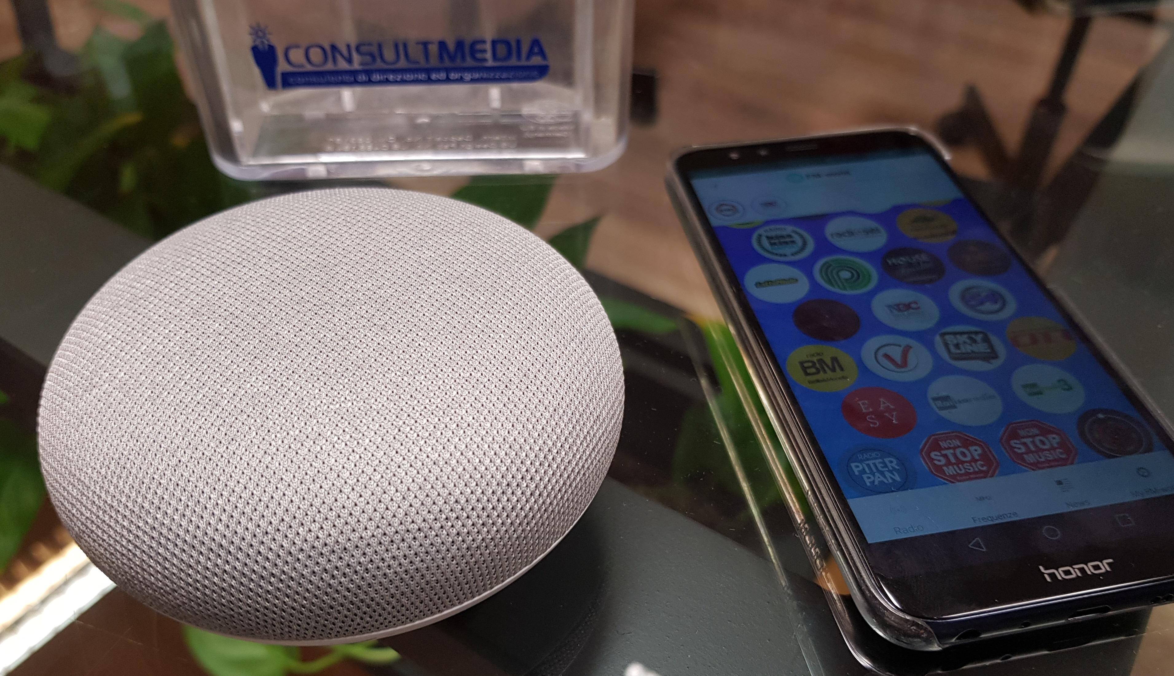 Consultmedia Google Home Fm world II - Non basta piu' trattenere l'utente sulla piattaforma: il target e' ora non farlo uscire dall'app