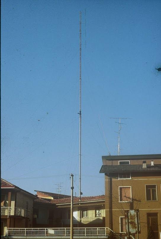 Radio Giemme antenna - Radio. Ricordi di un'epoca che non c'e' piu'. I provini, come si tentava la fortuna nell'eta' del ferro: mito e realta' di un'epoca lontana