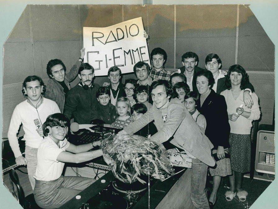 Radio Giemme studio - Radio. Ricordi di un'epoca che non c'e' piu'. I provini, come si tentava la fortuna nell'eta' del ferro: mito e realta' di un'epoca lontana