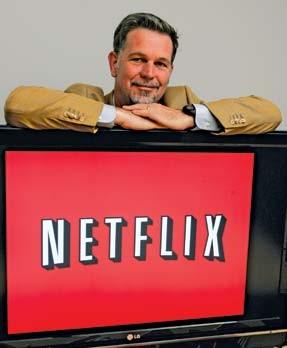 reed hastings - IP Tv. Netflix nelle mani di Amazon o Apple? Wall Street attesta crescita ma non la fiducia degli investitori. Troppi rischi su lungo periodo