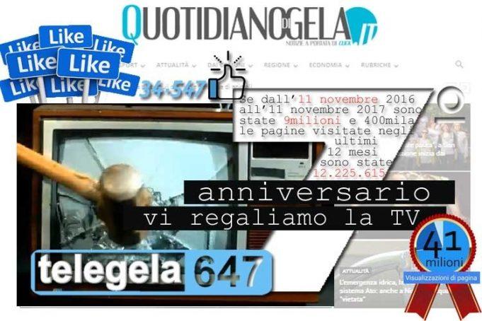 Quotidiano di Gela 681x454 - Newslinet  periodico di Radio e Televisione , Telecomunicazioni  e multimediale