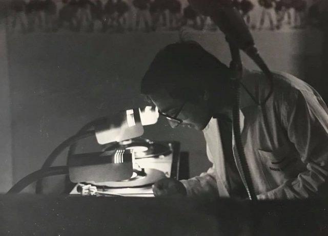 Radio Studio 105, Nicola Nisticò, 1990