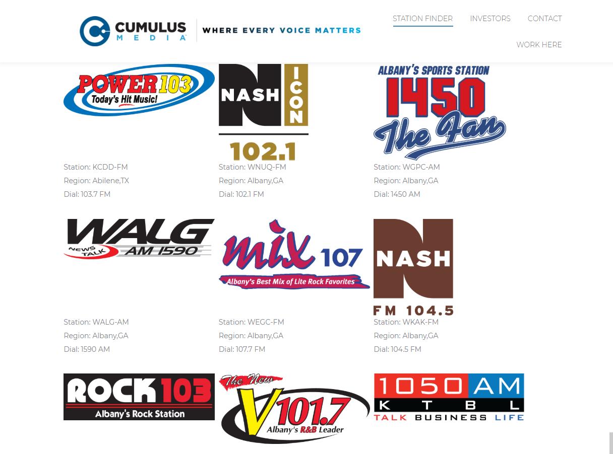 Screenshot 15 - Radio. USA: tra deregolamentazione e raccolta pubblicitaria, come sara' il futuro dell'industria radiofonica americana?