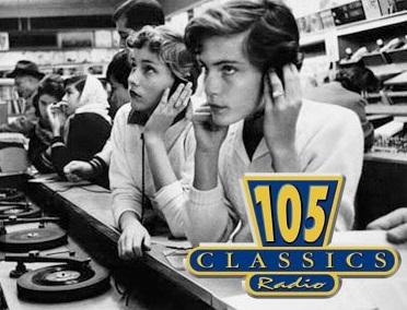 105 Classics 1 - Radio. Perche' una radio '70-'80 ha (o dovrebbe avere) piu' successo di una selezione musicale del medesimo periodo di Spotify? Il caso 105 Classics