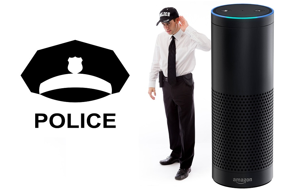 google home police - Tecnologia. La Polizia USA pensa a sfruttare gli smart speaker per combattere il crimine. Ma e' dibattito sulla possibilita' di appellarsi al primo e quinto emendamento