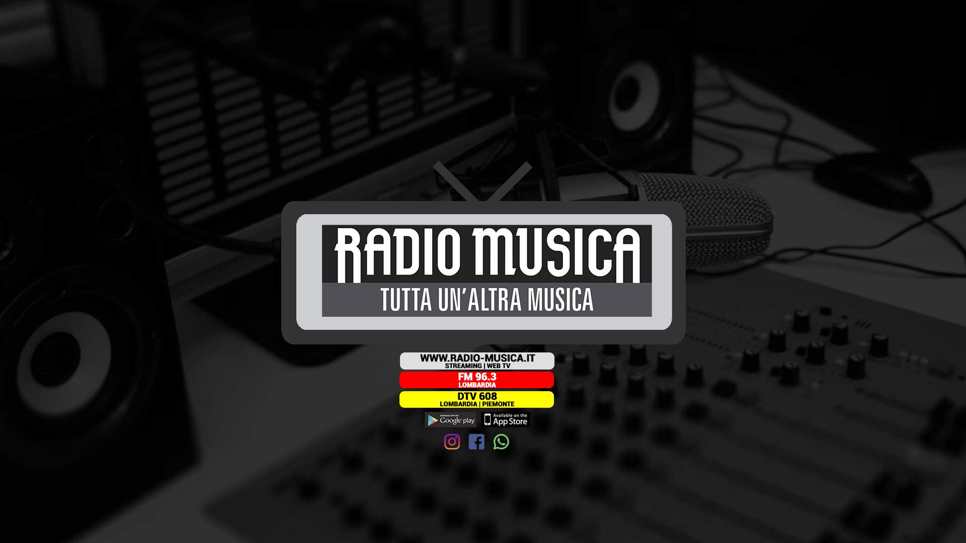 Radio Musica Tv LCN 608 1 - Radio e Tv 4.0. Continua lo sviluppo delle visual radio DTT. Nel nord Italia via a Radio Millennium Tv, Radio Musica Tv, Radio Gold Tv. Nelle Marche, Radio Linea Tv passa nel blocco 10-19