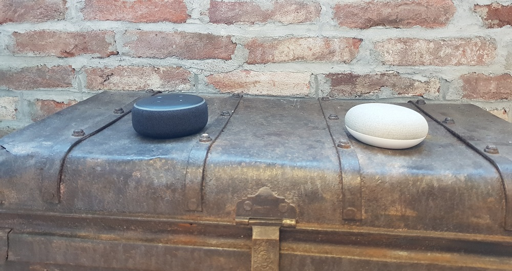 smart speaker google home e amazon echo consultmedia II - Media & consumi. Come cambiano abitudini italiani con Covid-19. E come si deve adeguare di conseguenza l'adv per sfruttare quei mutamenti che permarranno anche dopo la crisi