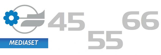MEDIASET, 45, 55, 66, sony