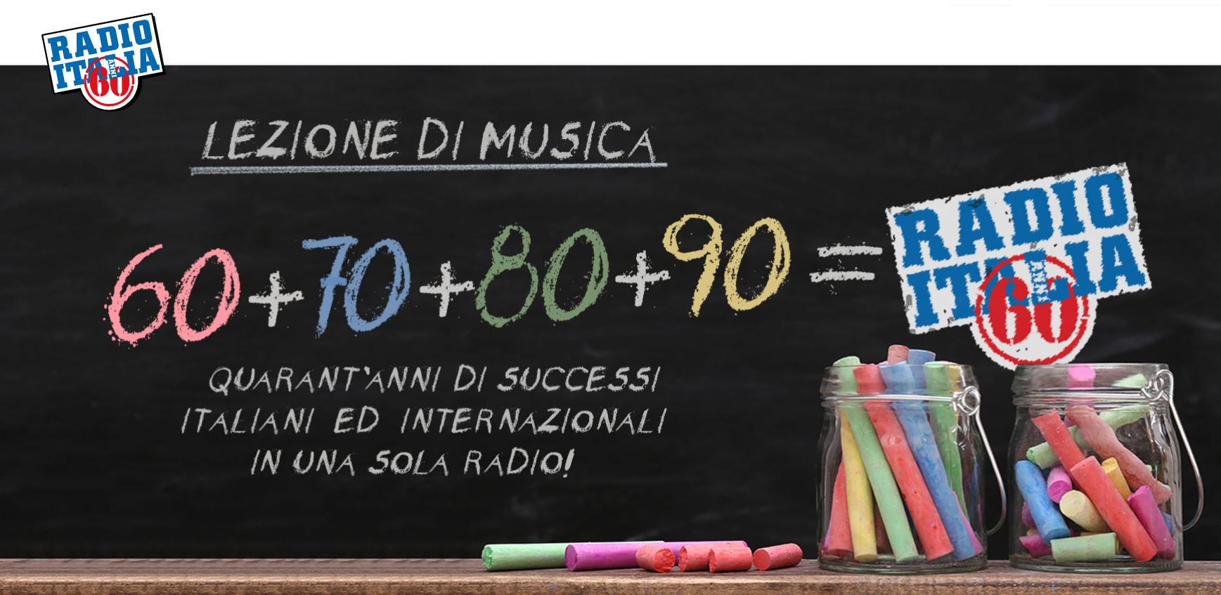 radio italia anni 60 - Radio. Emilia Romagna: panoramica completa sui dati TER 2018, a confronto con quelli del 2017. Nuova clamorosa impresa di Radio Bruno, che sfiora il primato assoluto