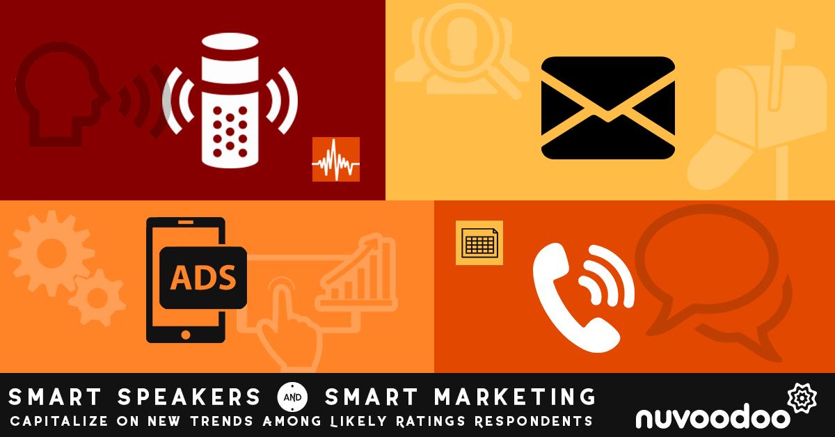 smart speaker nuvoodoo - Radio 4.0. E' confermato: negli USA smart speaker stanno riportando ascoltatori alla Radio nell'indoor. Ma nome stazione e' sempre piu' importante