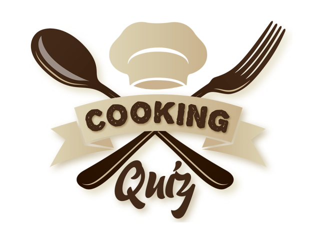 Cooking Quiz