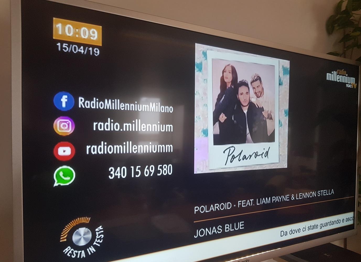 Radio Millennium Tv - Tv locali. Lombardia, molte novita' significative nel DTT regionale: i programmi della Svizzera Italiana su Tlc, Ettore Andenna su Milano Pavia Tv, nuovi arrivi visual radio e molti cambi di mux