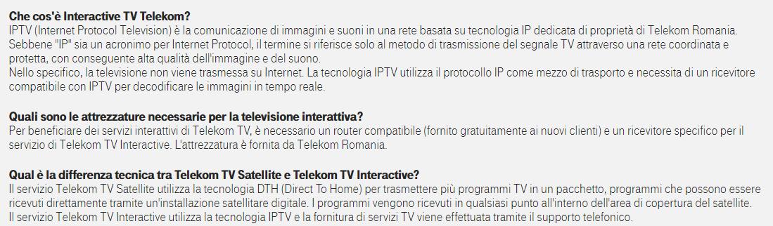 Telekom Romania 2 - Tv. Sorpresa: porteremo gli LCN del DTT sulle smart tv. L'esperienza (positiva) della Romania con Telekom che lista i canali con LCN a tre cifre speculari a quelli via etere