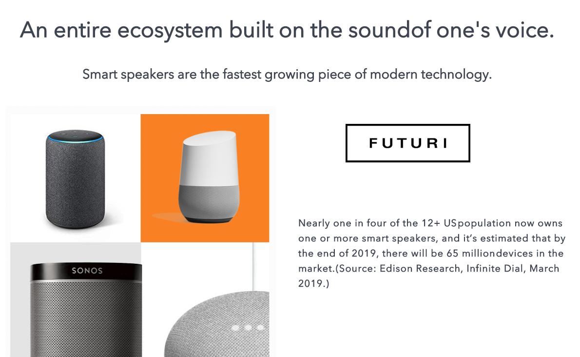 futuri media - Radio 4.0. Canalys: mezzo miliardo di smart speaker nel mondo entro il 2023. USA +82,4% solo nel 2019. Serve pero' nuova cultura radiofonica